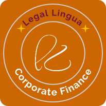 Legal English for Corporate Finance