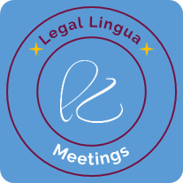 Legal English for Meetings