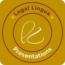 Legal English for Presentations